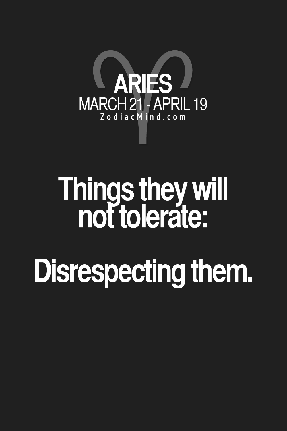 Quotes Of The Zodiac Aries