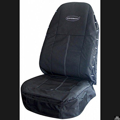 Heavy Truck Seat Covers : Seats inc highback black seat coverall semi truck