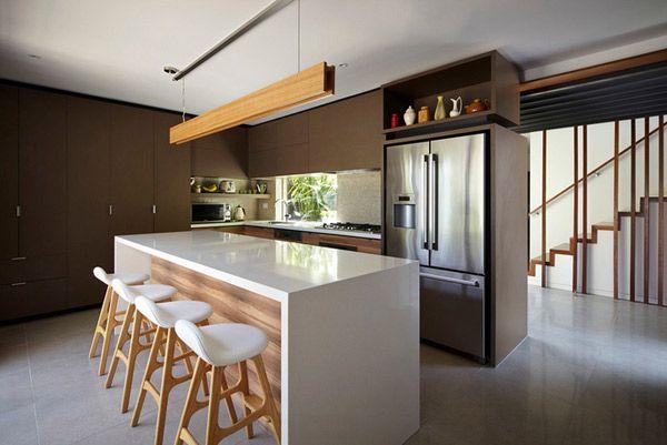 48 Contemporary EcoFriendly Kitchen Designs Kitchen Design Gorgeous Eco Kitchen Design