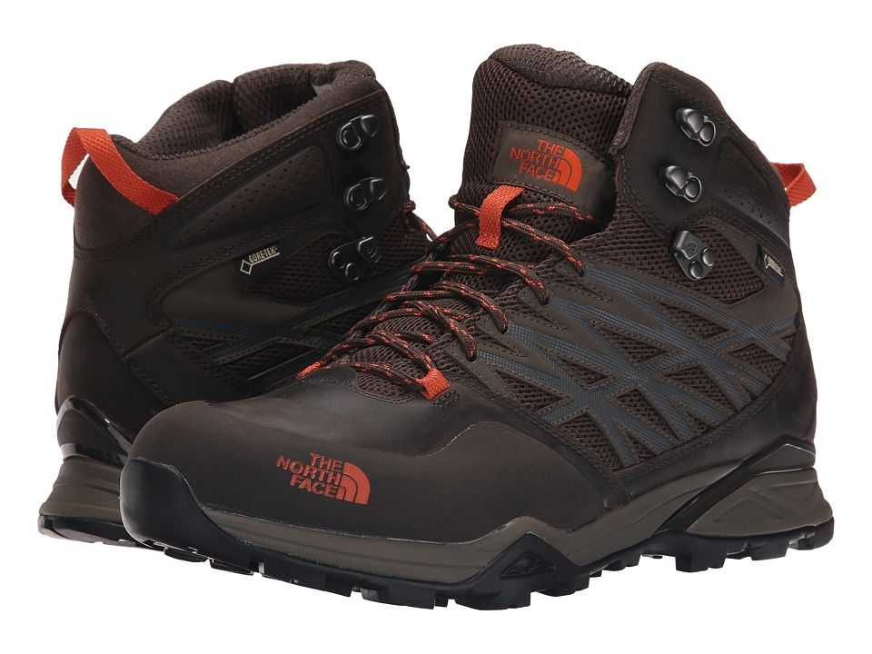 91a91b5bd THE NORTH FACE THE NORTH FACE - HEDGEHOG HIKE MID GTX(R) (MOREL ...