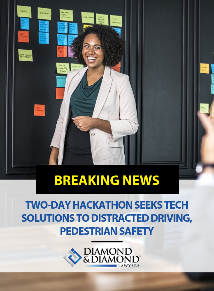 Two Day Hackathon Seeks Tech Solutions To Distracted Driving