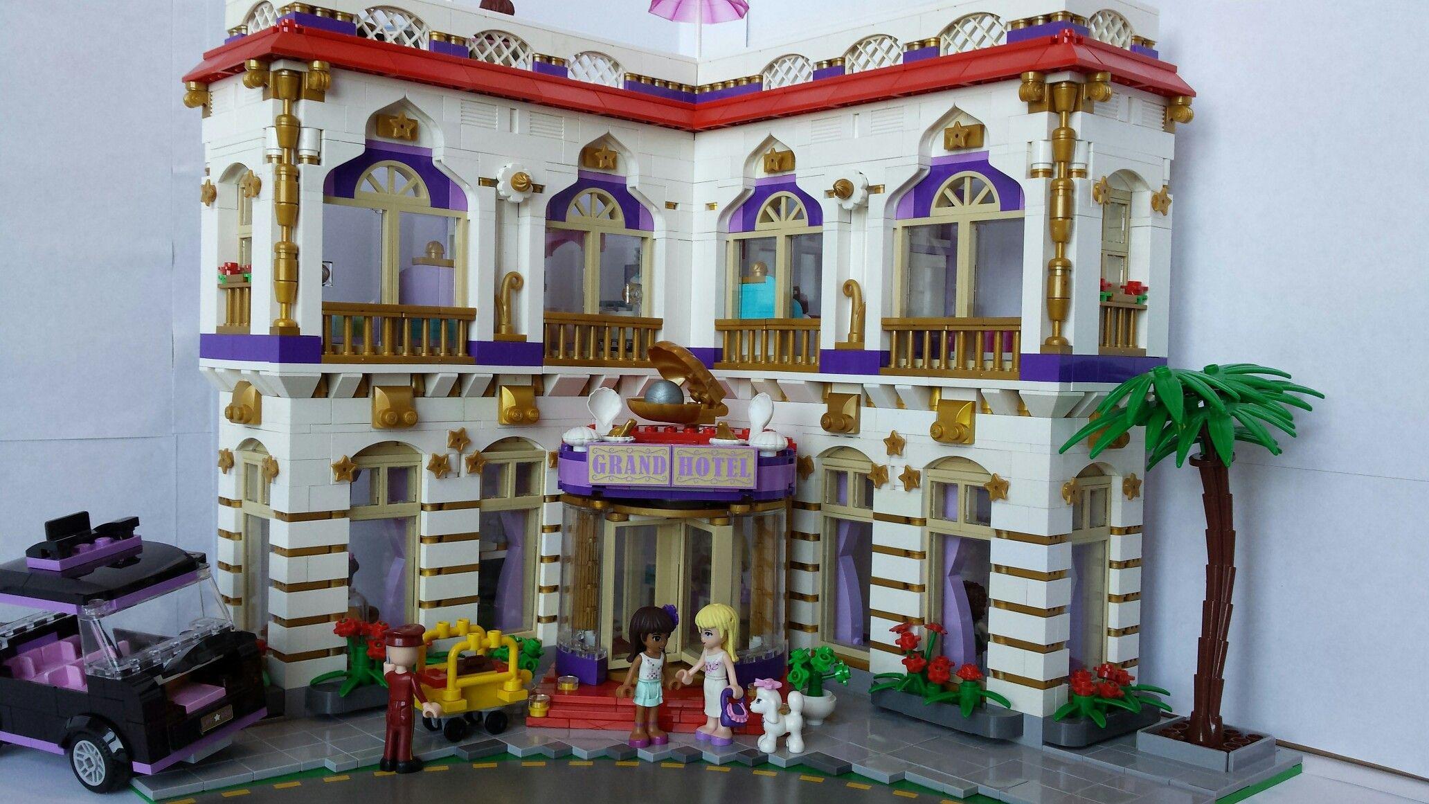 Grand Hotel Lego Friends 41101 Online