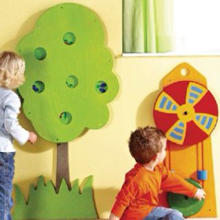 Pin By Best Of Me On The Land Of Cerebral Palsy Sensory Wall Farm Nursery Wall Murals