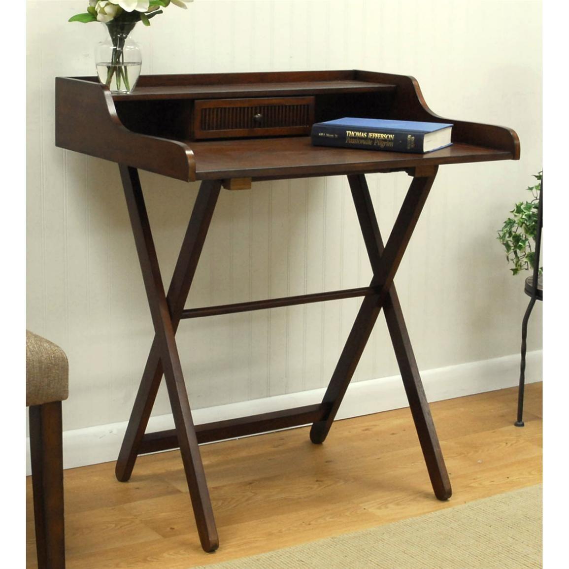 foldable desk for small apartment foldable desk dark color design rh pinterest com