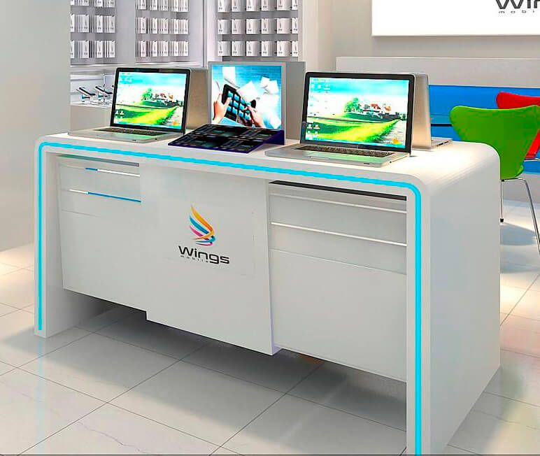 Electrical Shop Counter Design Shop Counter Design Counter Design Electronics Store Design