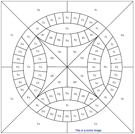 Master Template Wedding Ring Block This Is A Mirror Image