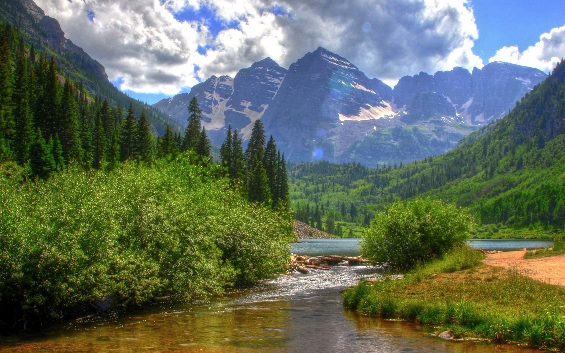 Landscape Nature Hd Mountain Wallpaper Beautiful Places Landscape