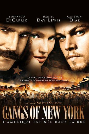 Gangs Of New York Film