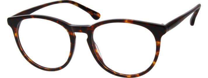 f6ce37939ba Tortoiseshell Round Tortoiseshell Eyeglasses   Sunglasses  1012 ...
