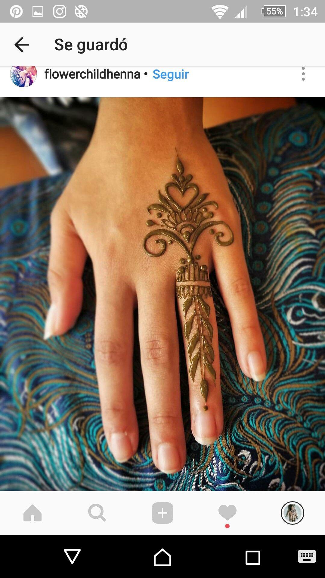 Henna Fingers Henna Designs Henna Tattoo Designs Henna Designs Hand