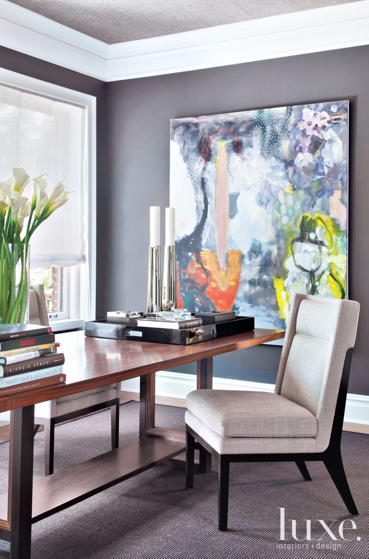 Gold List 2020: Designs by Sundown | Gray home offices ...