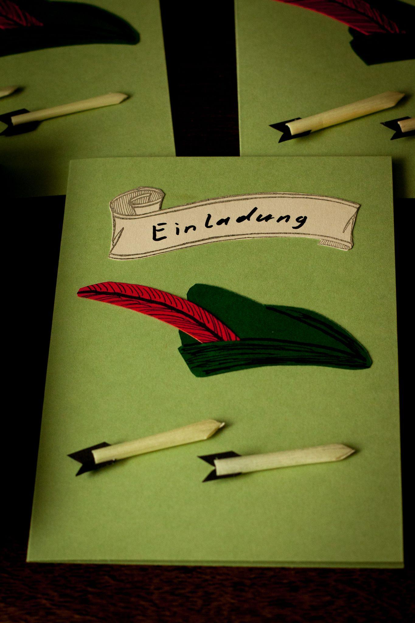 Großartig Der Kindergeburtstag Ist Zum Glück Schon Längst Geplant  Es Geht Auf Ein Robin  Hood Abenteuer Geburtstag In Die Bergischen Wälder  Aber Eine ...
