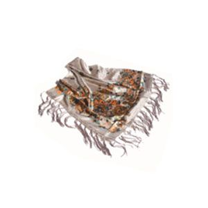 Pañuelo Seda Flecos    PVP 32.00€ - $41.89