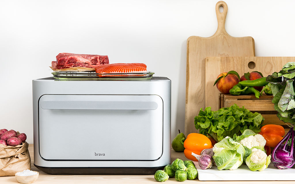 This Countertop Oven Cooks Twice As Fast As Your Normal