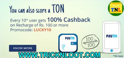 This Diwali Shop On Paytm And Get Up To 100% Cashback