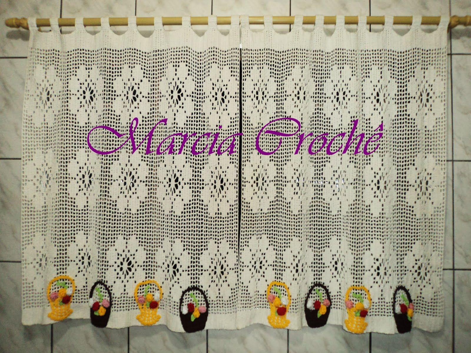 Bando Com Flores De Croche Passo A Passo Pesquisa Google Crochet