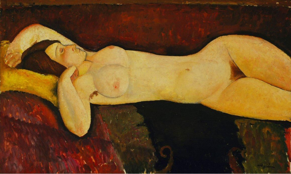 Image result for Modigliani nudes