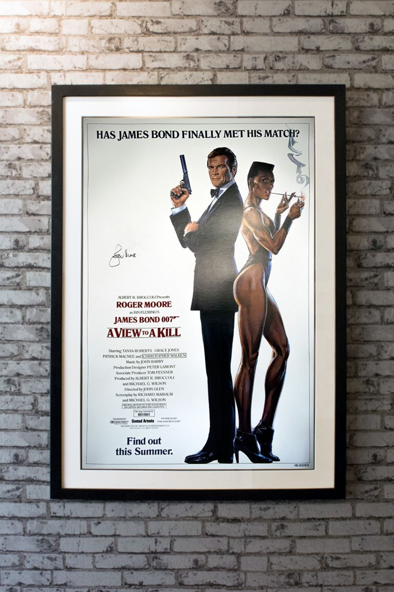 Mad Listings For Sale Film Feature Film Roger Moore