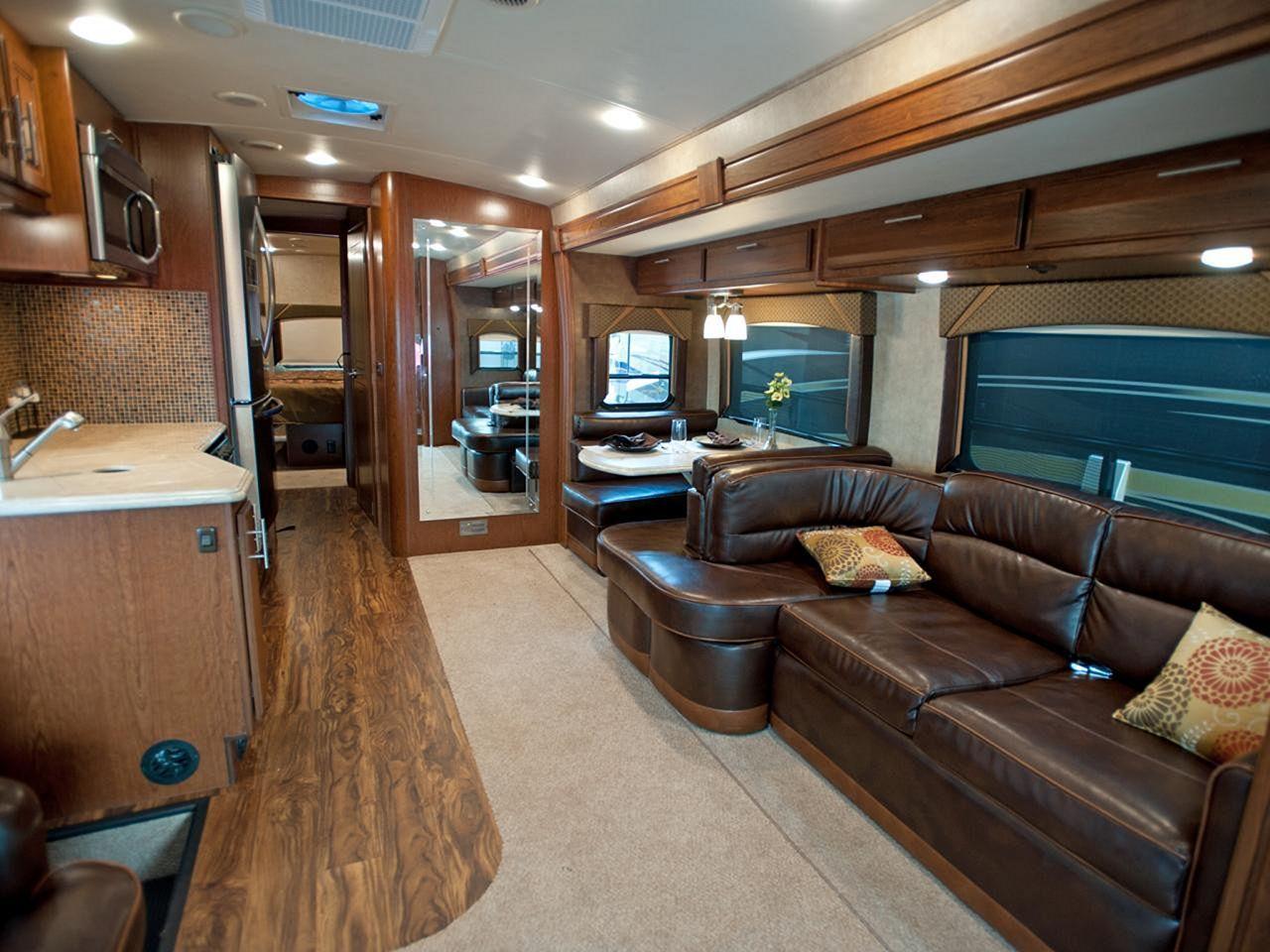 40 Incredible RV Interior Design Ideas For You Modern Freshoom