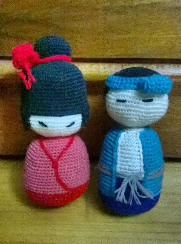 Japan Doll - Height: 12cm