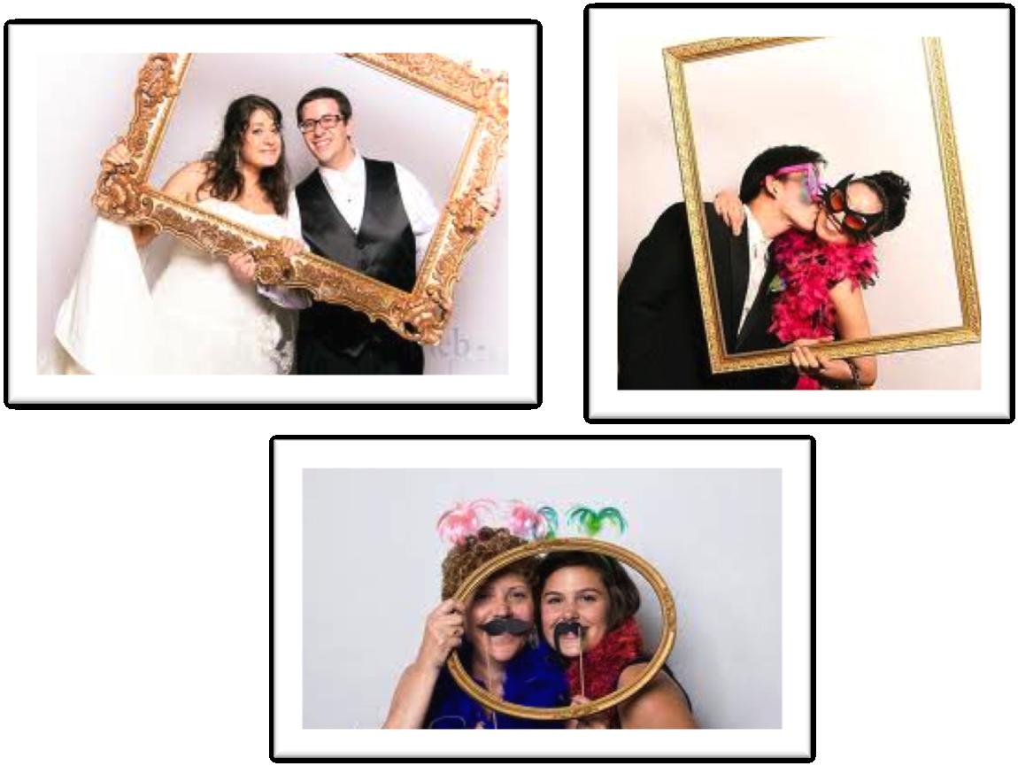 marcos-de-cuadros-photocall | Party Props | Pinterest | Marcos de ...