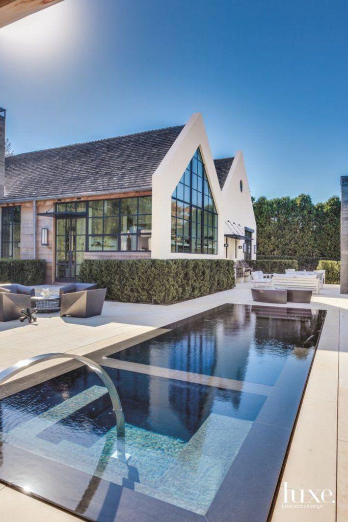 Rustic Modern Modern Pools Pool Houses Pool Designs