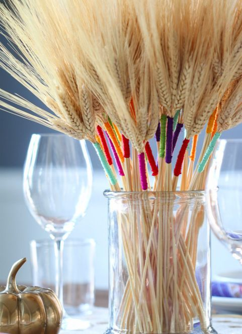 Photo of Autumn table decoration deluxe. We love good food. And just as beautiful … – pro-management.org
