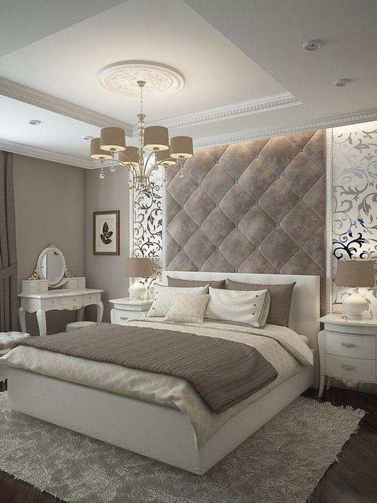 10 Classy Design Interior Minimalist Bedroom For A Comfort Sleep Luxury Bedroom Inspiration Luxurious Bedrooms Simple Bedroom Design