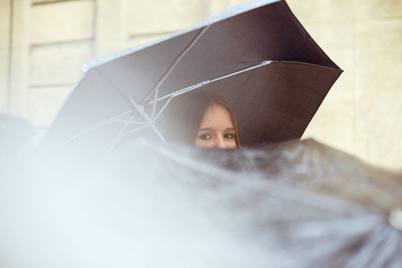 THE PARISIAN WEATHER'S IMPACT ON FASHION BY NADA DIANE FRIDI, PARIS http://theforumist.com/talking-about-the-weather/
