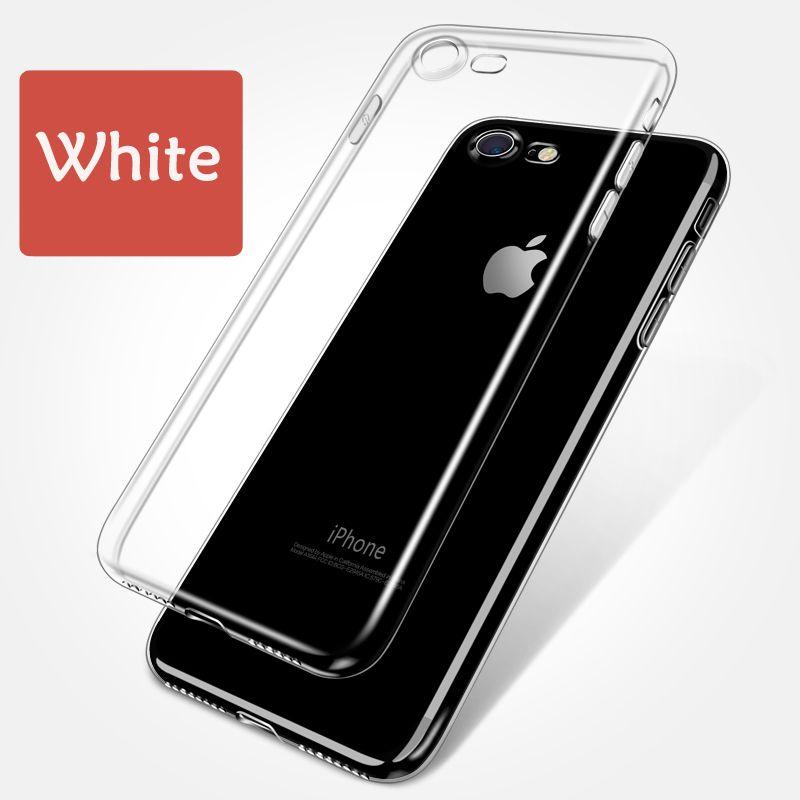Case De Silicona IPhone 6 - 6s - 6Plus - 7 - 7Plus - 8 - 8 Plus