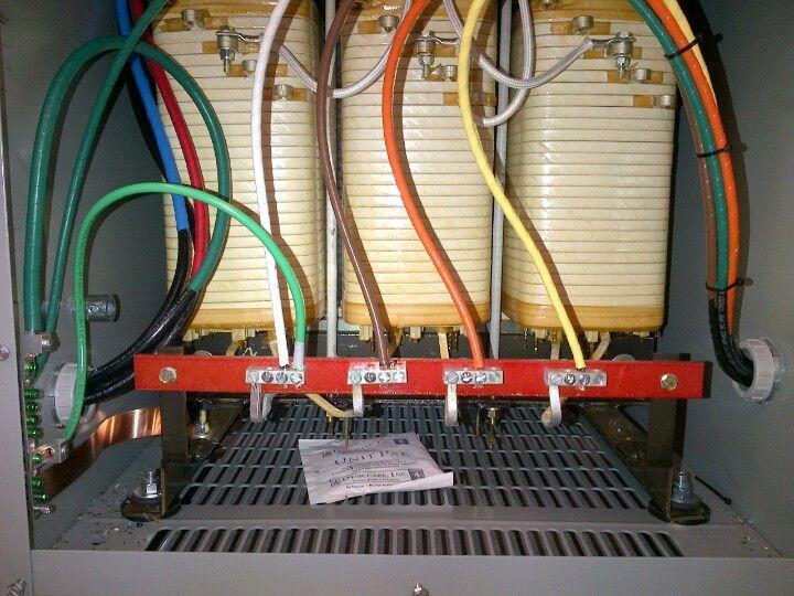 3 phase transformer wiring electrical pinterest