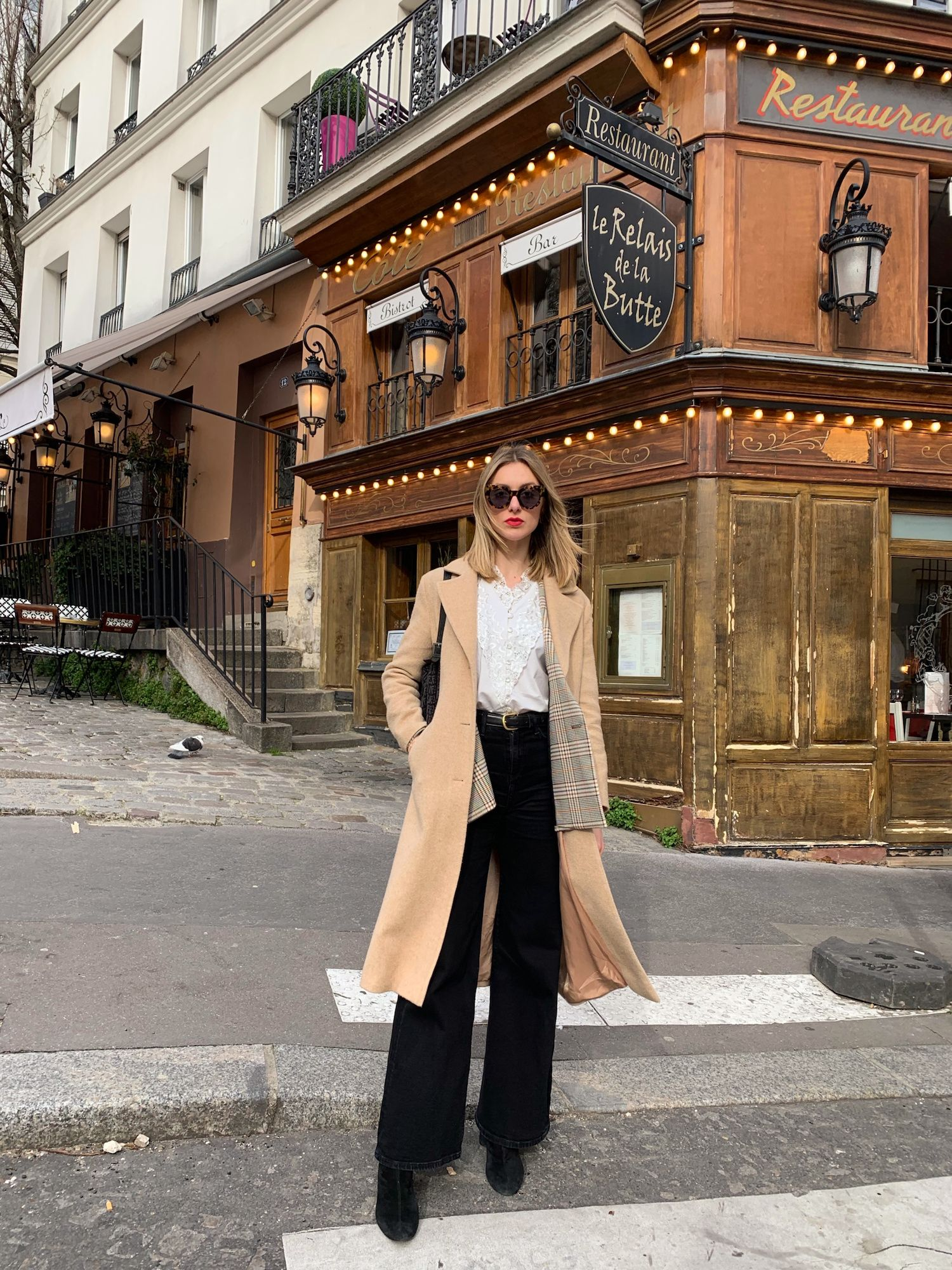 Lucie Rose Mahé, French Girl Style, Founder of Gavroche Vintage in Paris #frenchgirlstyle