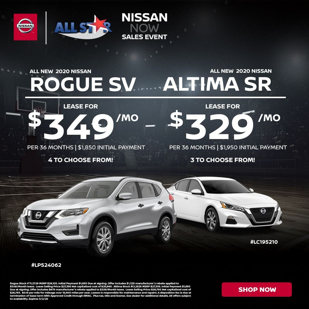 Get Big Presidents S Day Savings Today At All Star Nissan In 2020 Nissan Nissan Rogue Sv Nissan Rogue