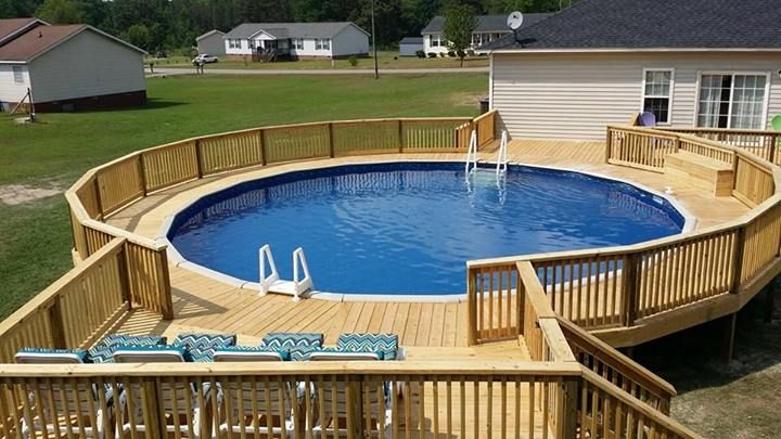 Finally!!!! I have my dream pool!! Awesome decking! Planned for 7 years and now it is here!!!
