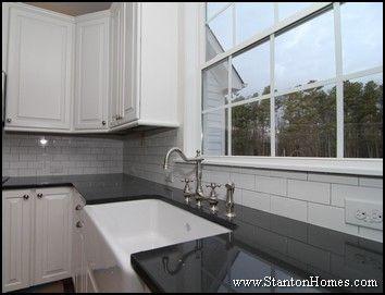 2012 kitchen design trends white subway tiles white subway tile