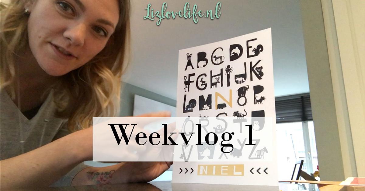 Lizlovelife weekvlog 1