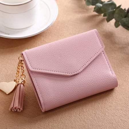 1af3a3d173a Unbranded Womens Small Mini Wallet Card Holder Coin Purse Clutch Handbag  Purse