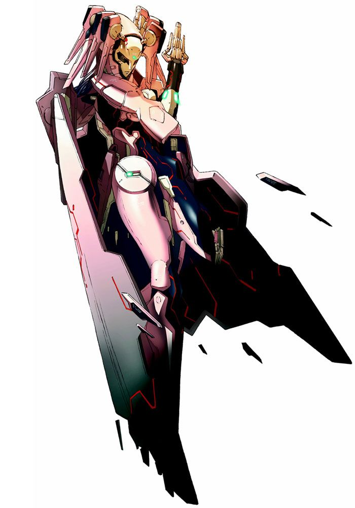 Ardjet from Zone of the Enders: The 2nd Runner