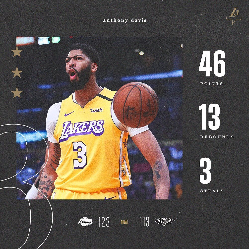 Los Angeles Lakers He S Unreal Lakerswin In 2020 Los Angeles Lakers Lakers Lakers Win