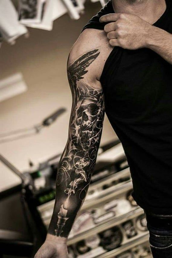 Tattoos for Men and Women | Etsy