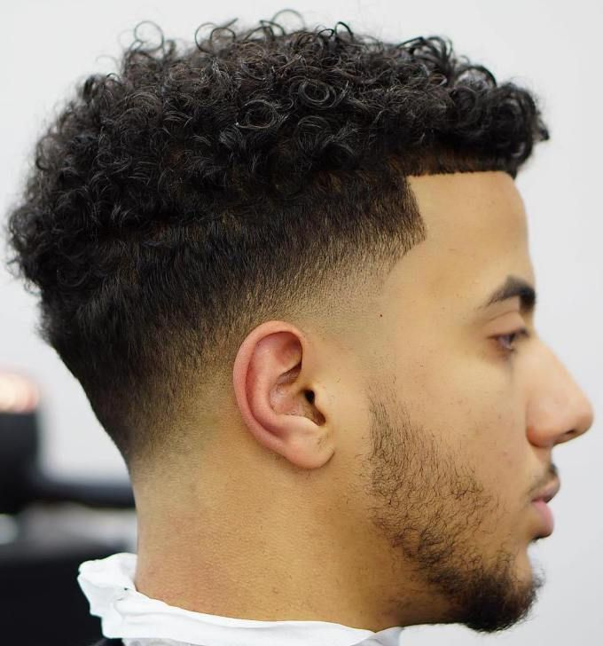 20 Stylish Low Fade Haircuts for Men em 2019 | Cabelos ...