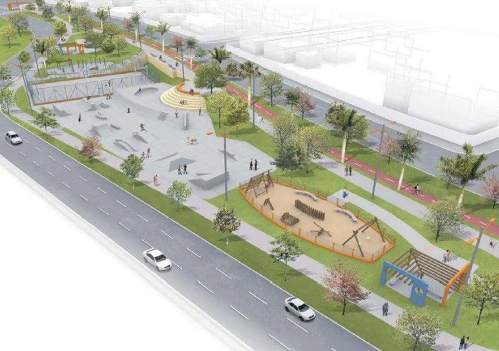 Campo Grande - Estrutura para a Copa de 2014 - SkyscraperCity