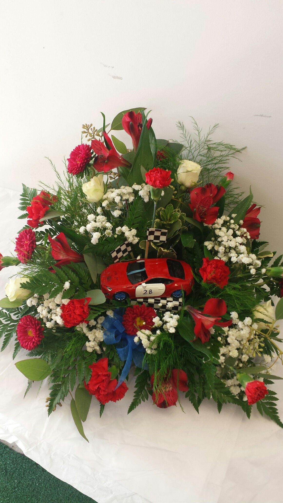 Funeral Arrangement For A Derby Car Driver The Sad Truth