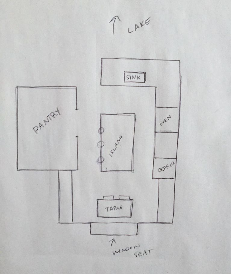 House Update Basement Plans Updating House Lake House