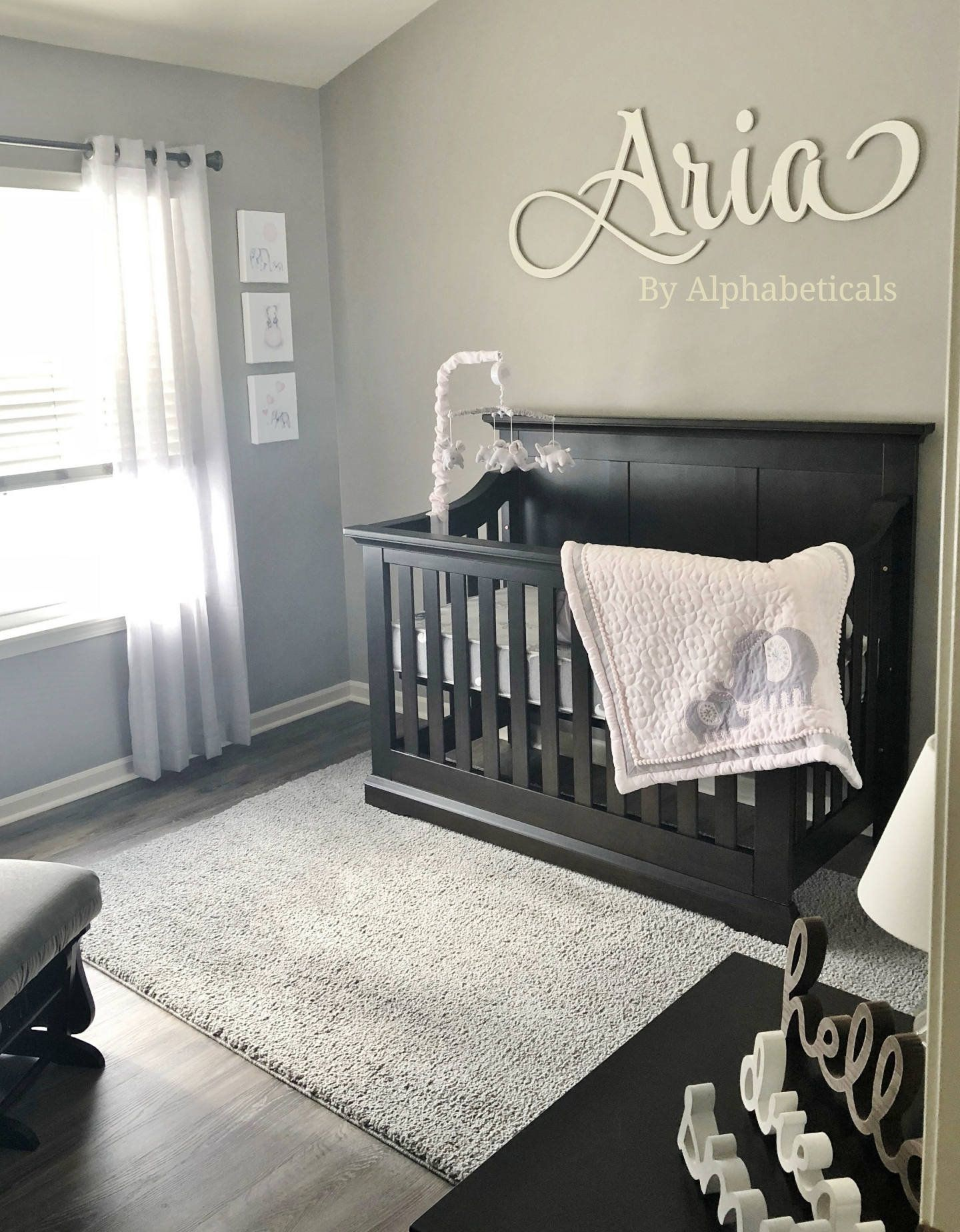 Boy Baby Name Letters For Wall Decor
