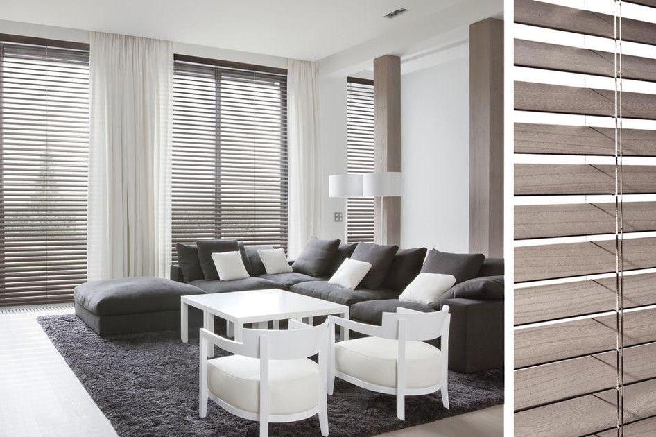 houten jaloezien op maat verticale en horizontale lamellen houten lamellen copahome