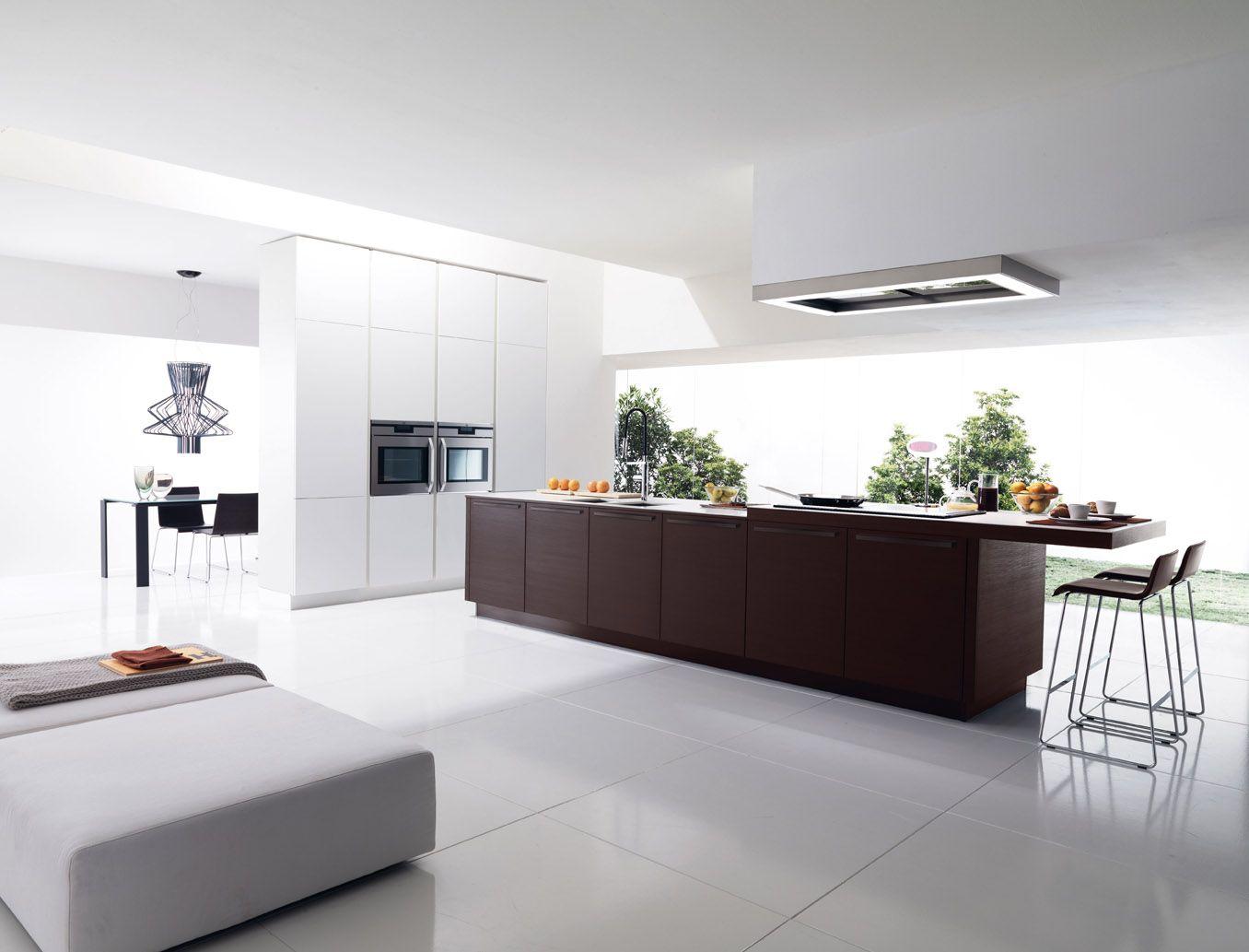 Fresh Modern Italian Kitchen Cabinets