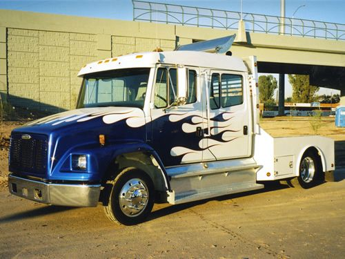 Russo And Steele Collector Automobile Auctions Semi Trucks Freightliner Truck Tyres