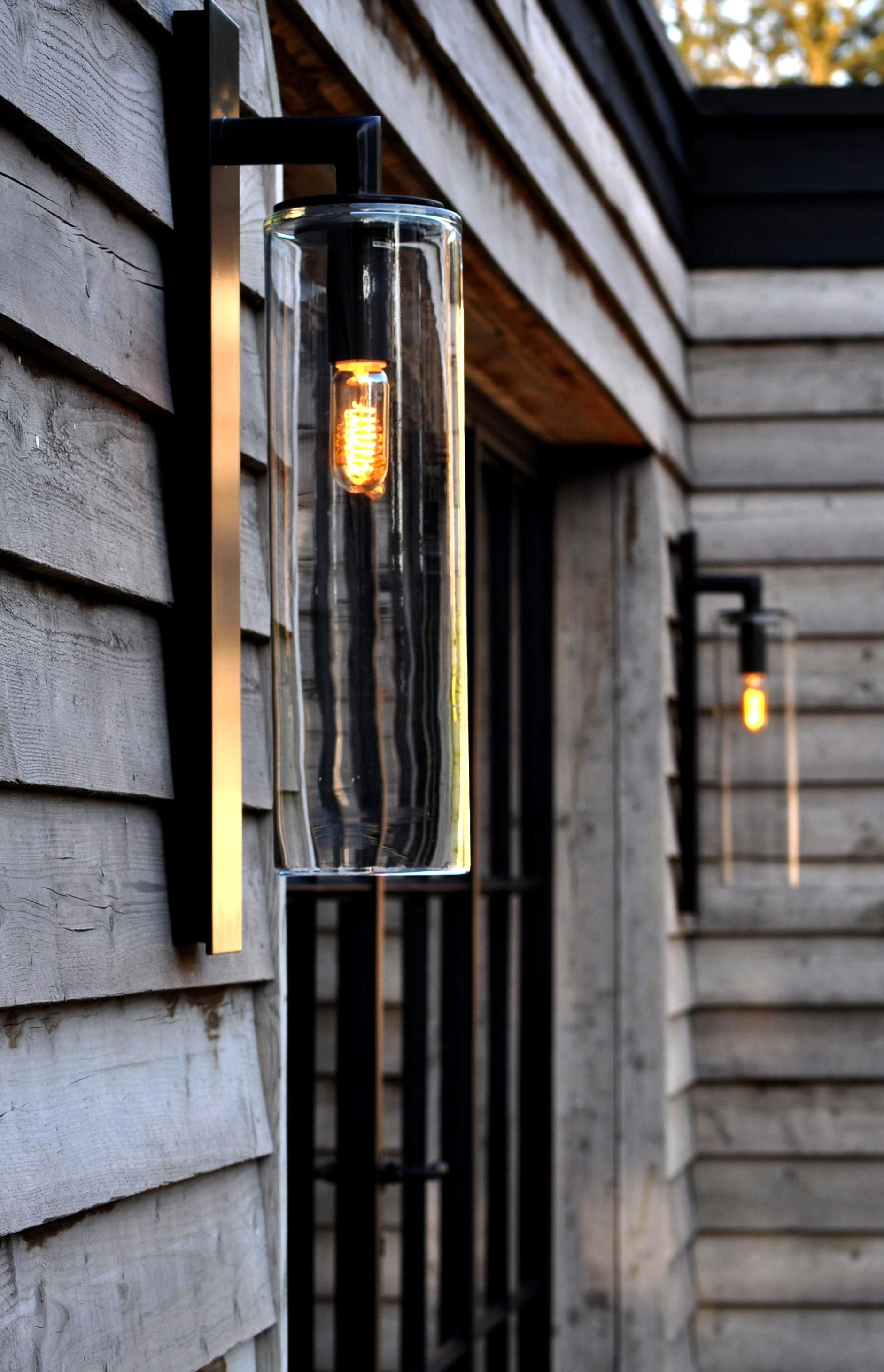 A Sophisticated Looking Outdoor Wall Light Ideal For Either Side Of Your Porch Or Front Door T In 2020 Outdoor Wall Lamps Exterior Wall Light House Lighting Outdoor
