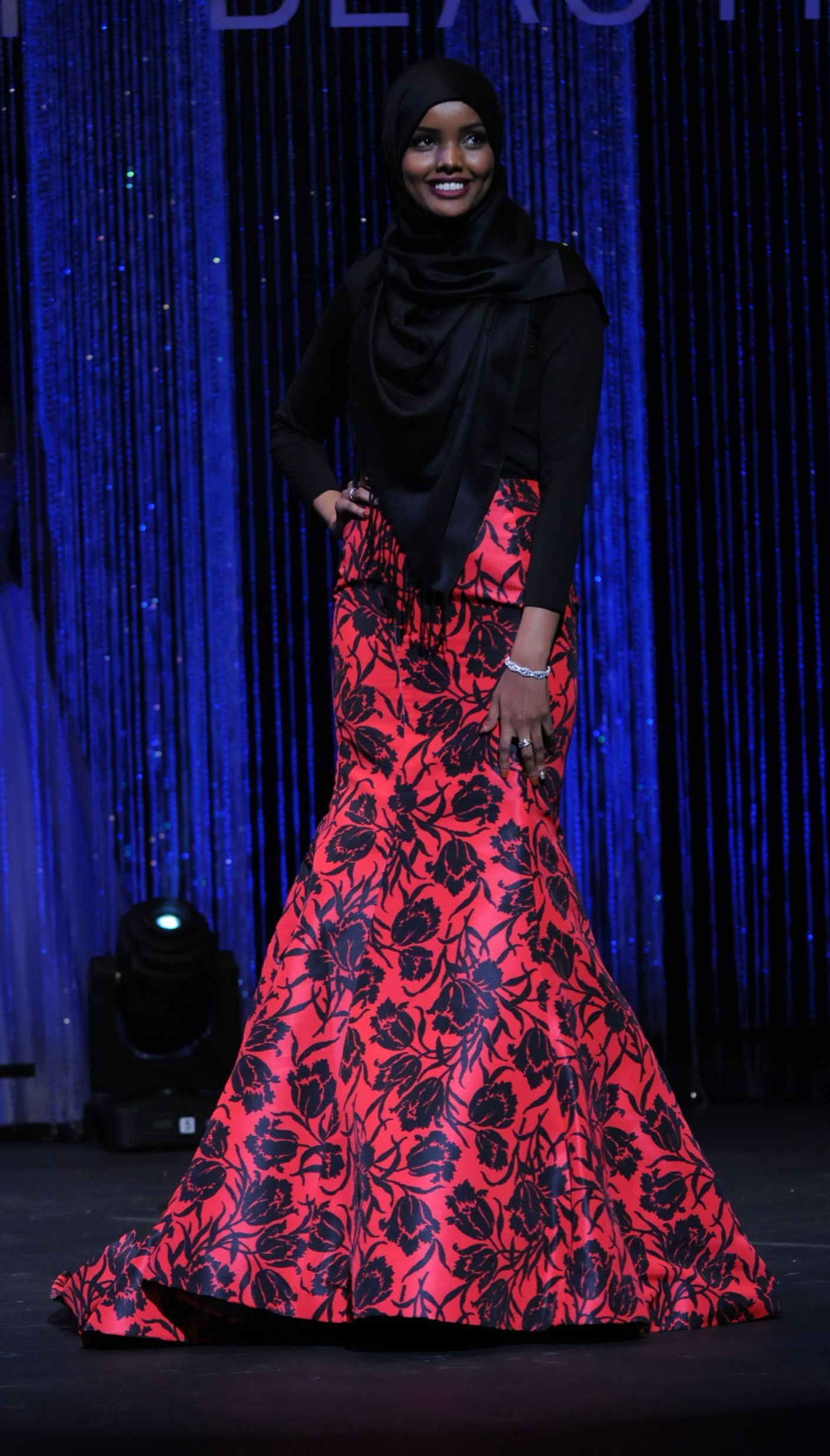 Why Model Halima Aden Refuses to Remove Her Hijab for Fashion